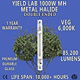 Yield Lab Double Ended 1000W Grow Light Bulb