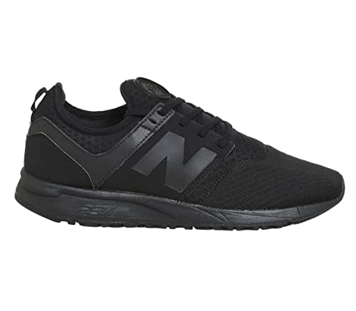 4f75fcd352898 New Balance 247 Trainers Black: Amazon.co.uk: Clothing