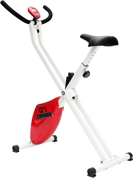 Q7 Bicicleta Estática Plegable: Amazon.es: Deportes y aire libre