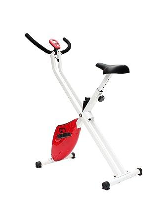 Q7 Bicicleta Estática Plegable