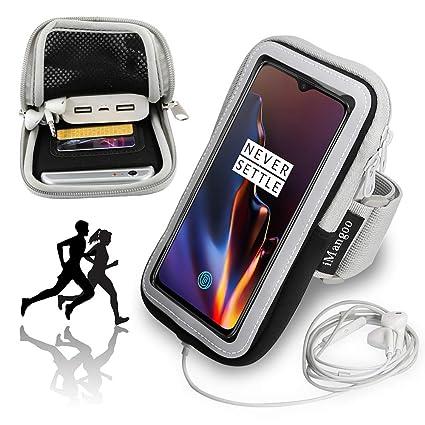 new arrival eafba 383f6 iPhone X Armband, iPhone 10 Armband, iMangoo Phone: Amazon.in ...