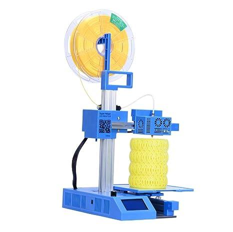 Impresora 3D SUPER HELPER + Cortador láser SH155L 155*155*205mm ...