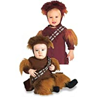 Rubie's Costume CO Star Wars Chewbacca Fleece Infant/Toddler Costume