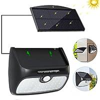 Cocoda Luz Solar Exterior, 48 LED Foco Solar