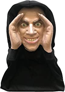 Halloween Decoration - Scary Peeper - Hitchhiker - The True-to-Life Scary Prop that is Scary Realistic
