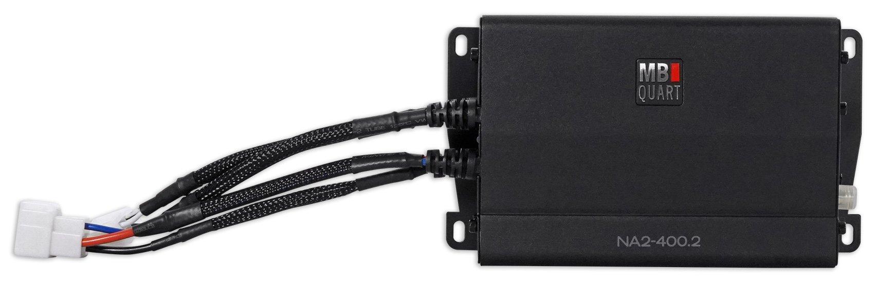 MB QUART NA2-400.2 400w 2-Channel Amplifier Amp For Polaris/ATV/UTV/RZR/CART by MB Quart (Image #6)