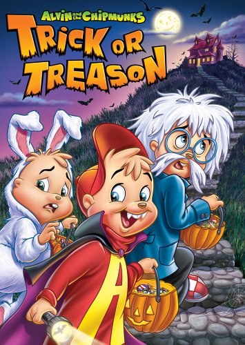 Alvin and the Chipmunks - Trick Or Treason -