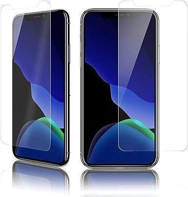 Qdos OPTIGUARD Glass Protect - Protector de Pantalla para iPhone ...