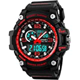 SKMEI Men's Digital Sports Watch, Military...