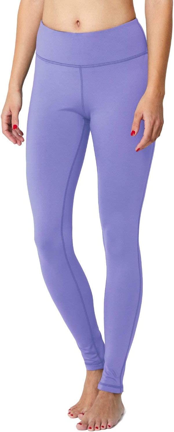BALEAF Womens Fleece Lined Leggings Yoga Pants Inner Pocket