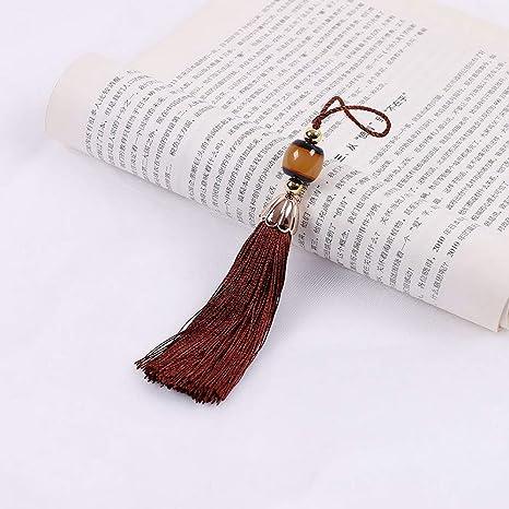 2pcs Silky Tassels Pendant DIY Jewelry earring handicraft decoration Pendant