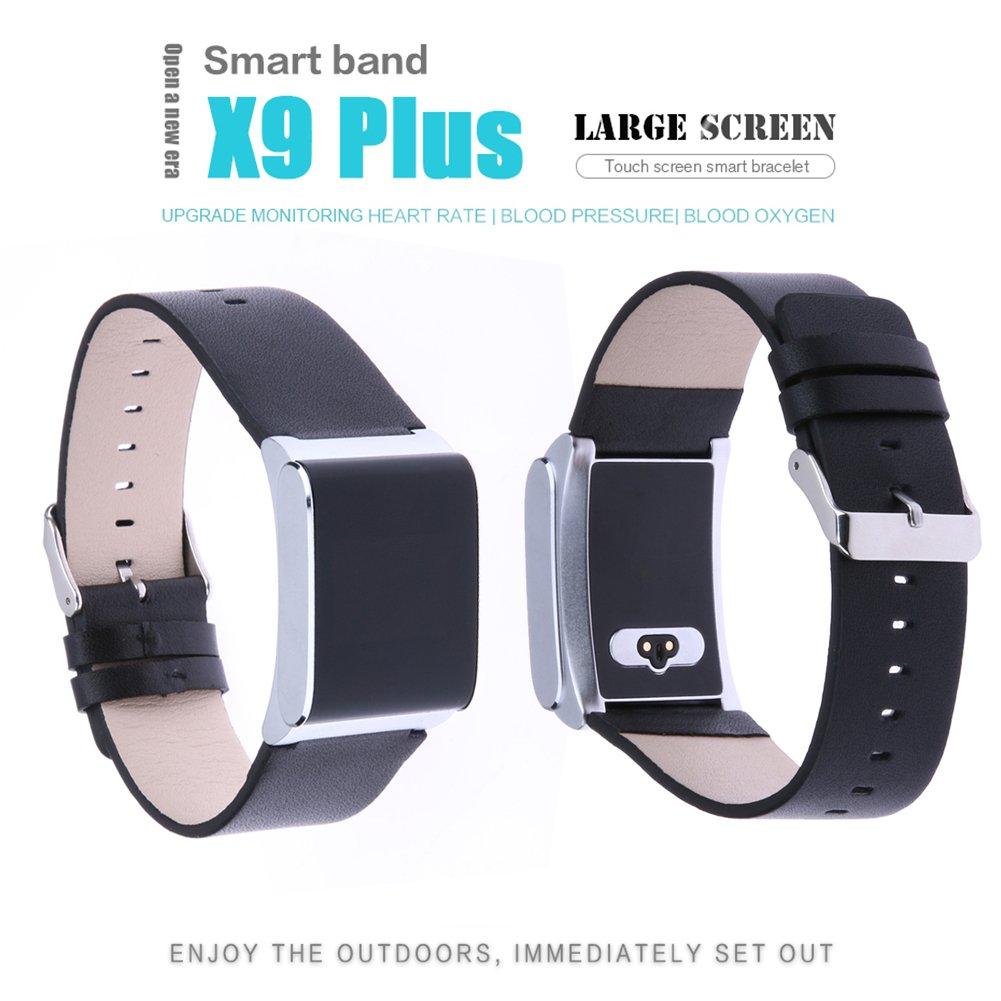 Smartwatch Demiawaking Reloj Inteligente X9 Plus BLE 4.0 ...