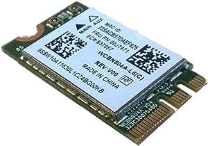 Wireless LAN Card for Lenovo B50-80 E460 E560 Yoga 3 11 Yoga 500 Laptop Compatible 00JT470 00JT471