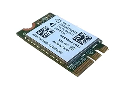 Driver for Lenovo ThinkPad E460 Qualcomm Bluetooth