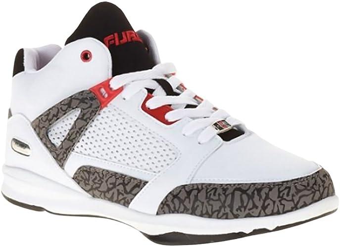 FUBU para Hombre Reed Baloncesto Zapatos: Amazon.es: Zapatos y ...