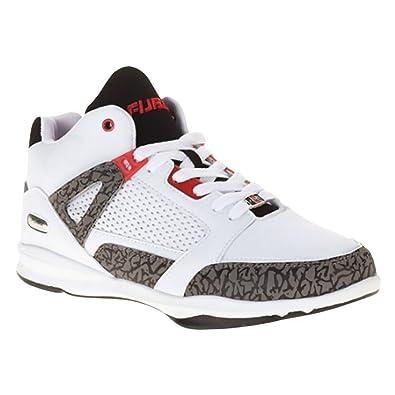 c1d8229ed7dc71 Amazon.com | Fubu Mens Reed Basketball Shoe (White) | Basketball