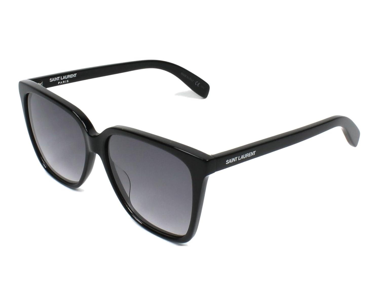 Saint Laurent Damen Sonnenbrille SL 175 001 56, BlackGrey