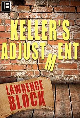book cover of Keller\'s Adjustment