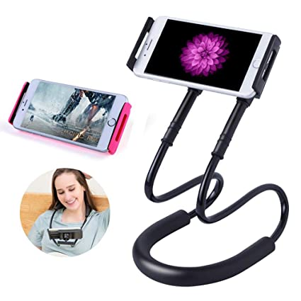 Image result for Hands FREE Flexible and Adjustable smartphone Mount