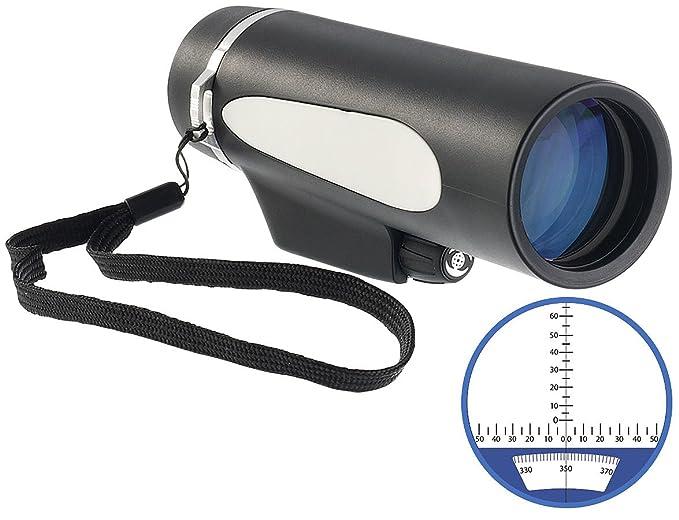Fernglas Mit Zoom Und Entfernungsmesser : Zavarius fernglas marine monokular fg m mit amazon