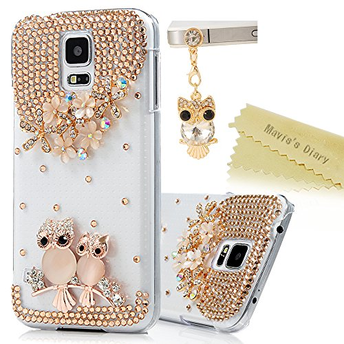Transparent Rubber Case for Samsung Galaxy S5 i9600 G900 (Clear) - 8