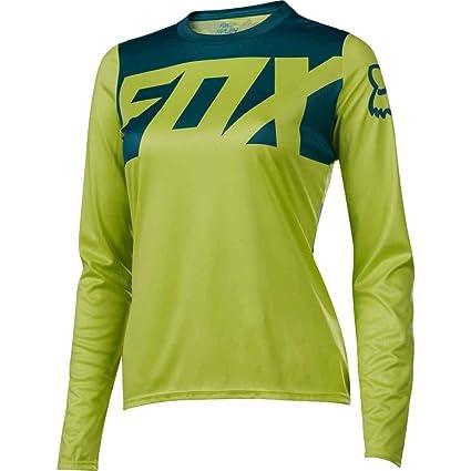 Amazon.com   Fox Racing Womens Ripley Long Sleeve Jersey - 18484-090 ... d97180947