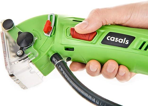 Casals C05110000 Mini sierra circular 400 W, 230 V: Amazon.es ...