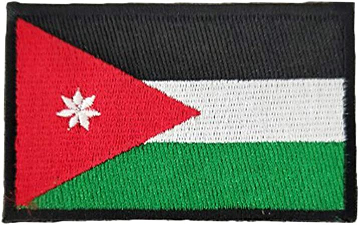 KINGDOM OF SAUDI ARABIA ARABIAN NATIONAL FLAG Sew on Patch Free Postage