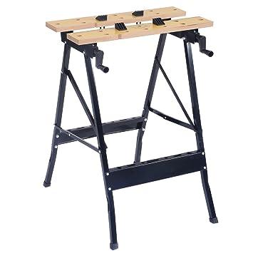 De Pliable Travail Atelier Kg 6819000 Table Établi 100 Wo CtQrdshx