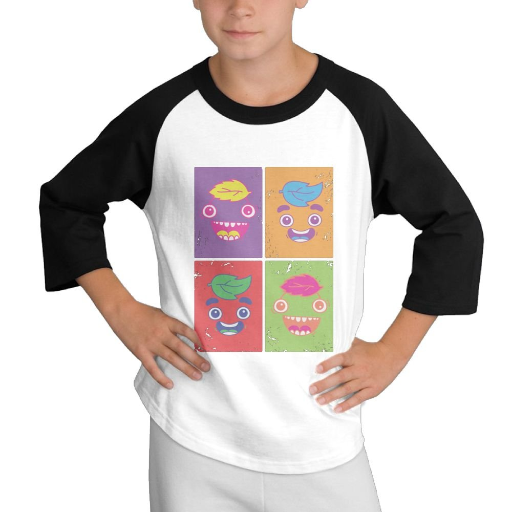 Squeak Pig Young Summer YouTube Game Custom Guava Juice Short Sleeved Youth T - Shirt