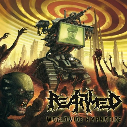 Re-Armed: Worldwide Hypnotize (Audio CD)