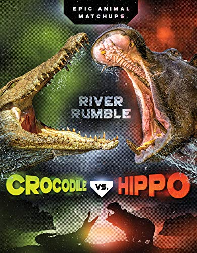 Crocodile vs. Hippo: River Rumble (Epic Animal Matchups)