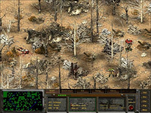 Amazon com: Fallout Tactics: Unknown: Video Games