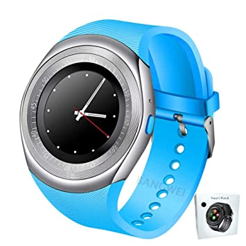GBVFCDRT Smart Watch Support Sim TF Card con Whatsapp ...