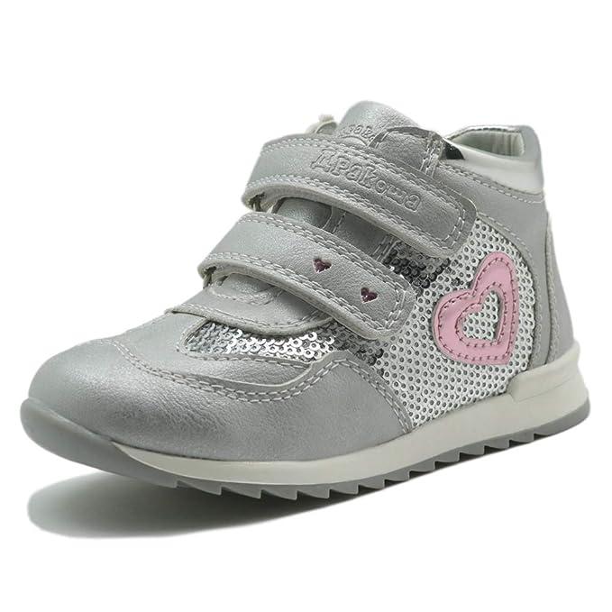 para CX Zapatos deporte cuero Zapatillas de Botas niños ECO de de uJTKcF5l31