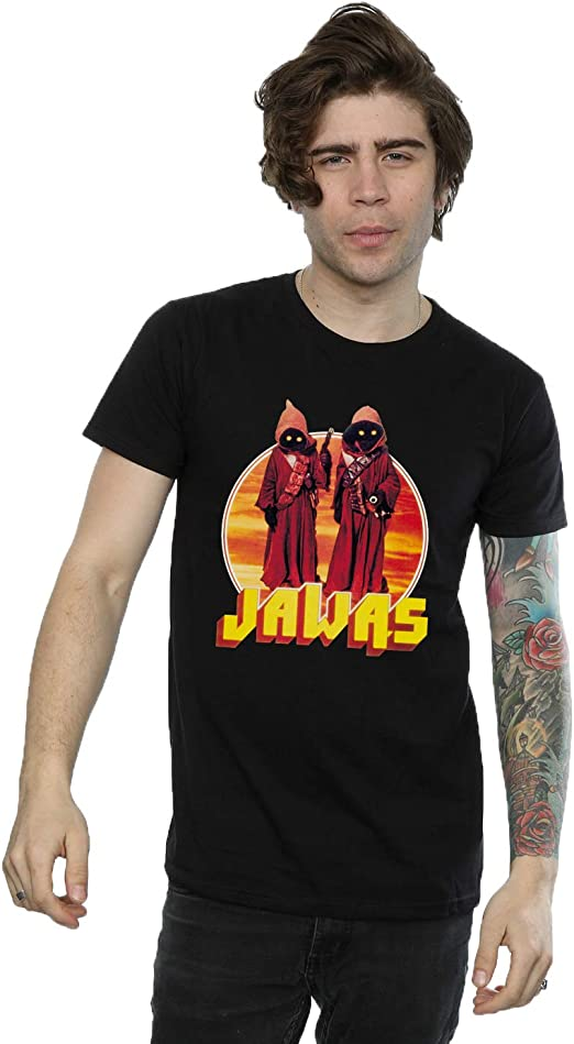 Star Wars hombre A New Hope Jawas Camiseta: Amazon.es: Ropa y accesorios
