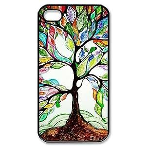 Design Phone For Apple Iphone 5C Case Cover Love Tree For Apple Iphone 5C Case Cover - HL-R658526