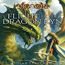 Flight of the Dragon Kyn Audiobook by Susan Fletcher Narrated by Angele Masters