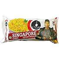 Chings Singapore Curry Instant Noodles, 240 g