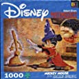 Robert Silvers Photomosaic Puzzle - Mickey Mouse as the Sorcerer's Apprentice