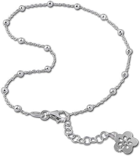 "Bracelet chaine de main /""infini/""argent massif 925°°° garanti sans nickel"