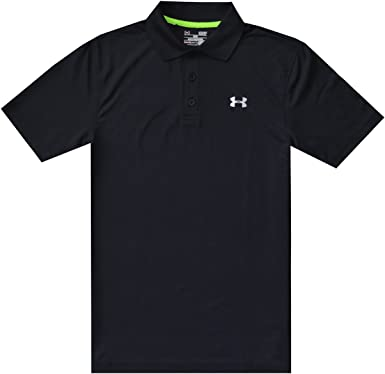 colina este satisfacción  Amazon.com: Under Armour Men UA Golf Performance Logo Polo T-Shirt: Clothing