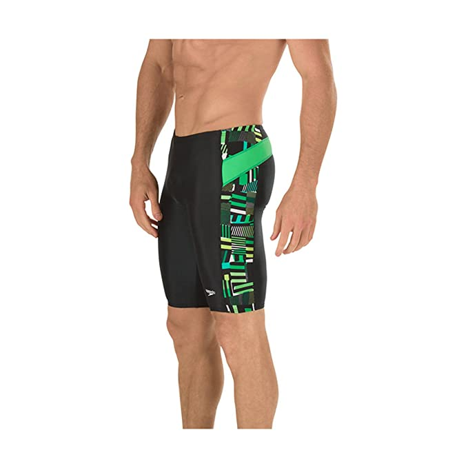 52b7c5185e Speedo Men's Trippy Stripe Jammer: Amazon.co.uk: Sports & Outdoors