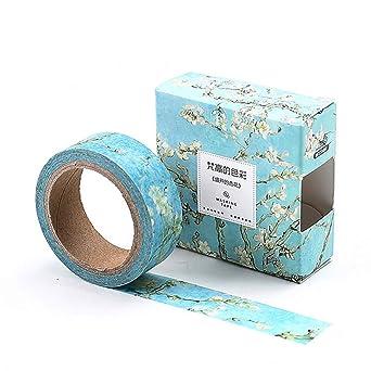 biglietti artigianato timbri di gomma confezioni regalo 1 rotolo di nastro biadesivo per arte album di ritagli