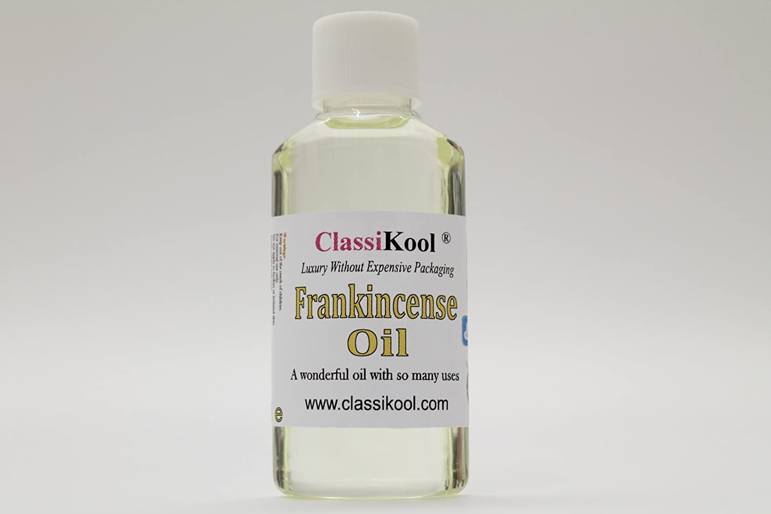 25ml Classikool Frankincense Oil 100% Pure Essential Aromatherapy Massage Add 2 Carrier