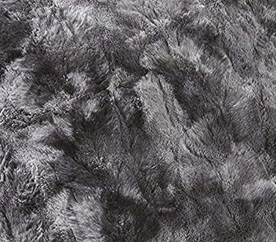 Brielle Faux Fur Pillow Case, Standard, Alpine Swift Light Brown