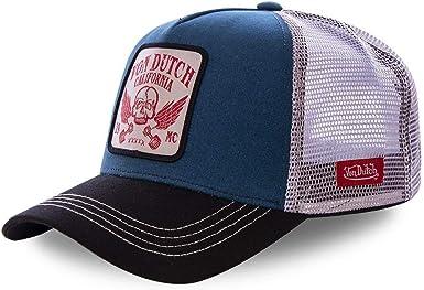 Von Dutch - Gorra de béisbol - para Hombre Azul Talla única ...