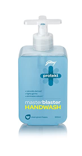 Godrej Protekt masterblaster Handwash - 300 ml