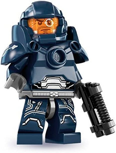 Alien Avenger 71000 Minifig Minifigure Collectible Galaxy Patrol LEGO Series 9