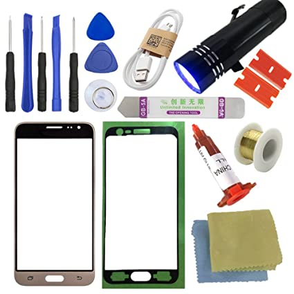 For Samsung Galaxy J3 Screen Replacement, Sunmall Front
